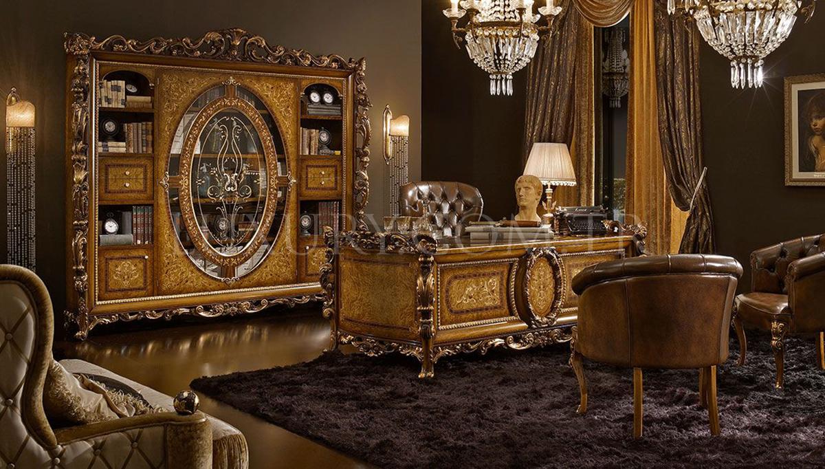 Saltanas Klasik Bronz Makam Odası