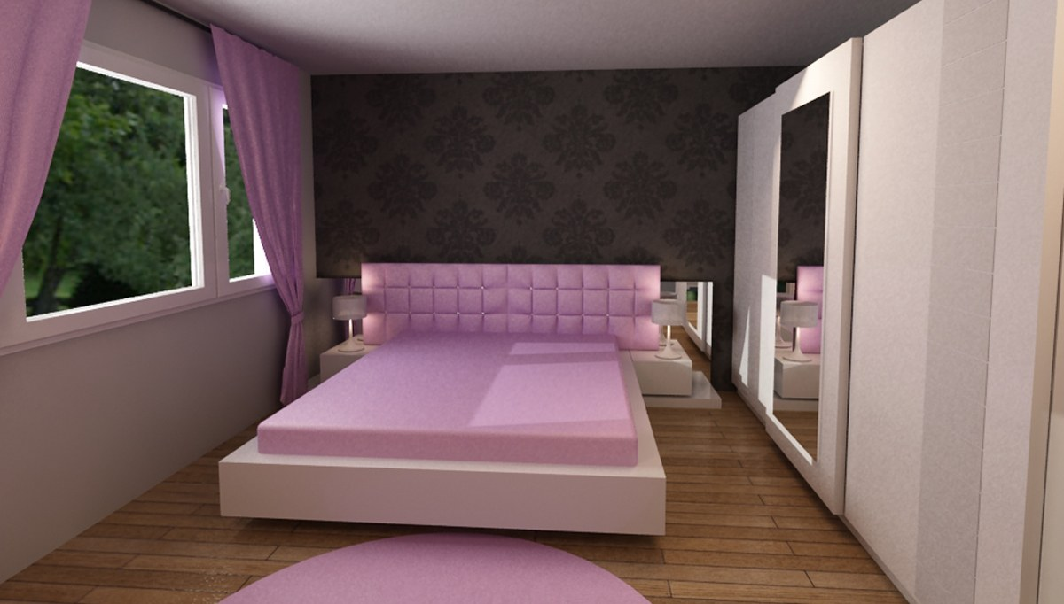 Santorin Otel Odası