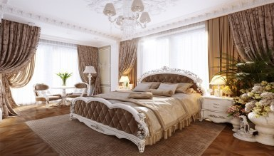 Savana otel odası