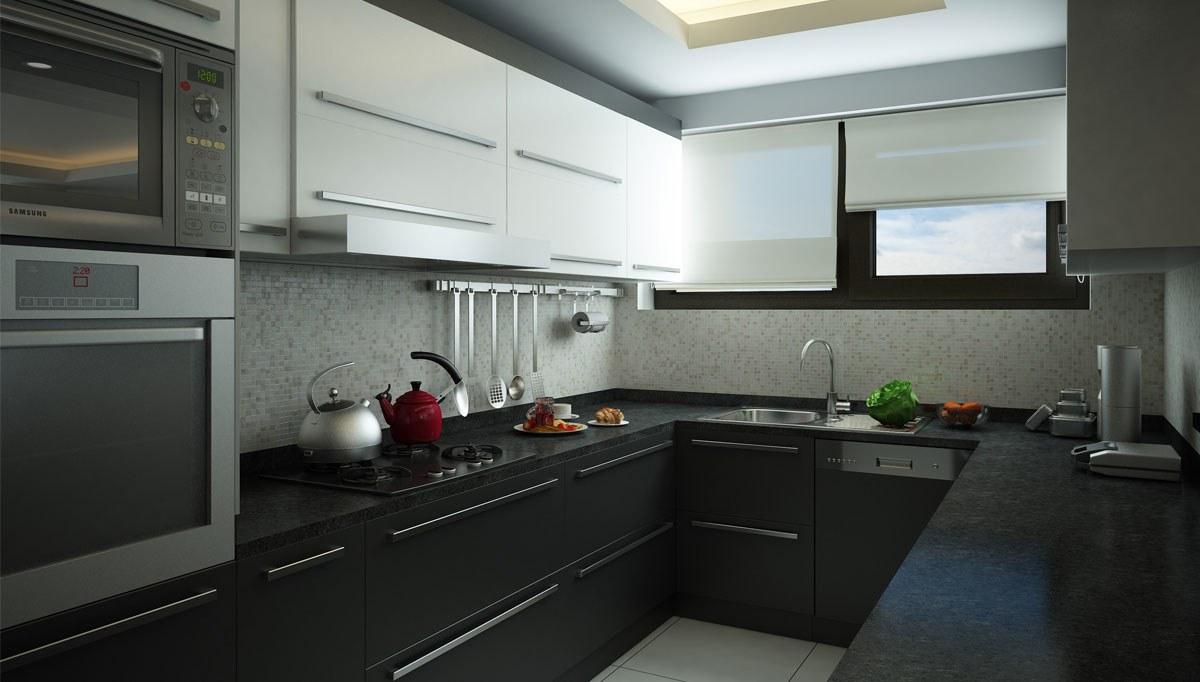 Sedra Mutfak Dekorasyonu