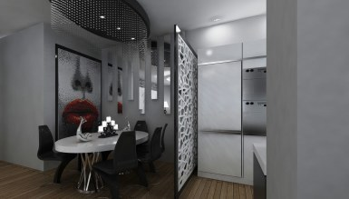 Selas Salon Dekorasyonu - Thumbnail