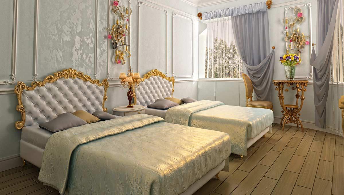 Sepya Otel Odası