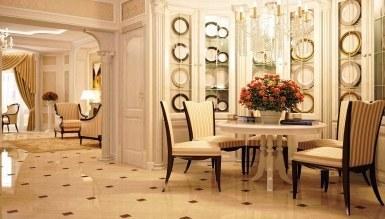 - Sepya Salon Dekorasyonu