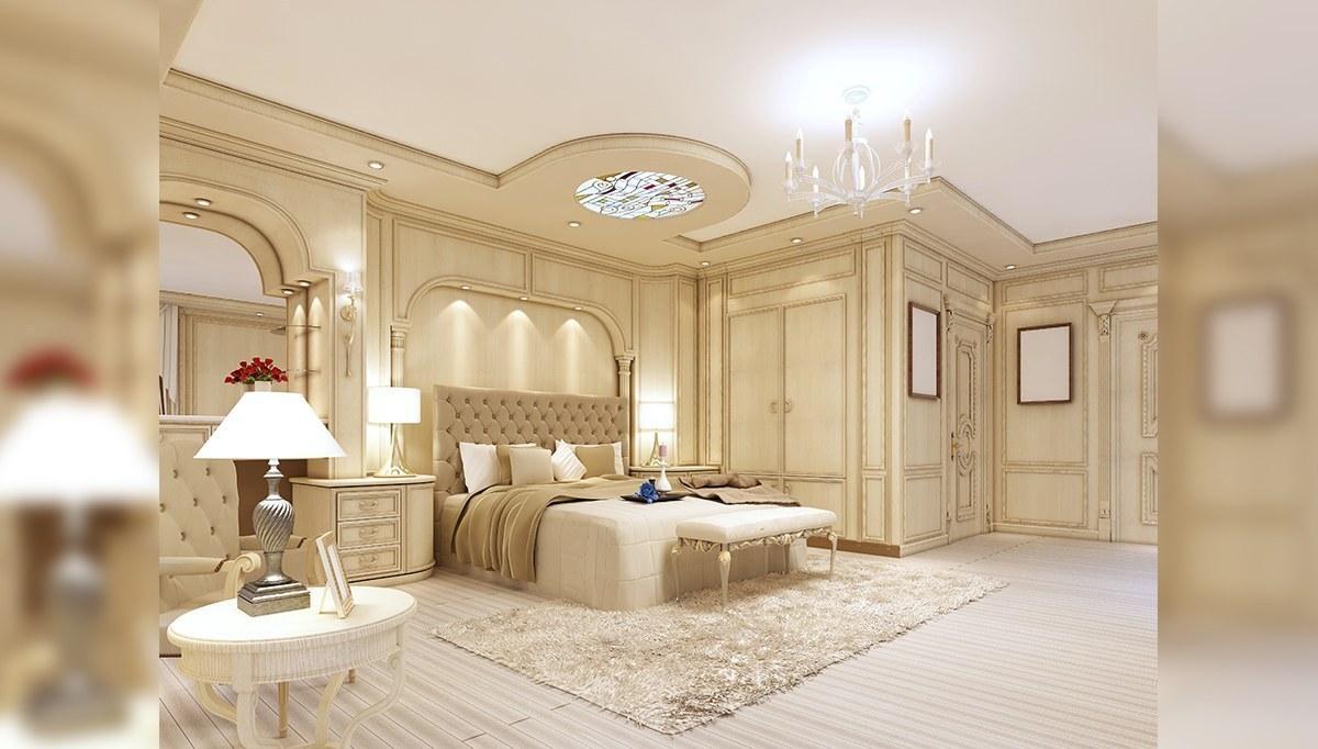 Serin Otel Dekorasyonu