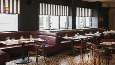 Serra Cafe Restoran Mobilyası - Thumbnail