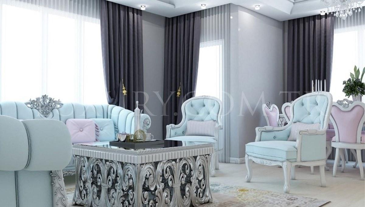 Sofala Salon Dekorasyonu