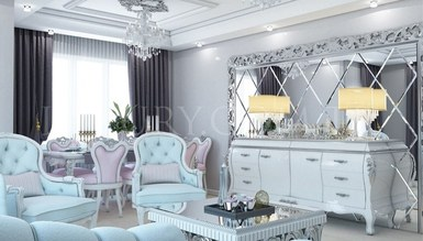 Sofala Salon Dekorasyonu - Thumbnail