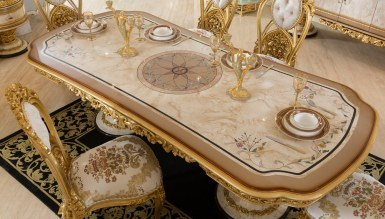 Sofena Klasik Yemek Odası - Thumbnail