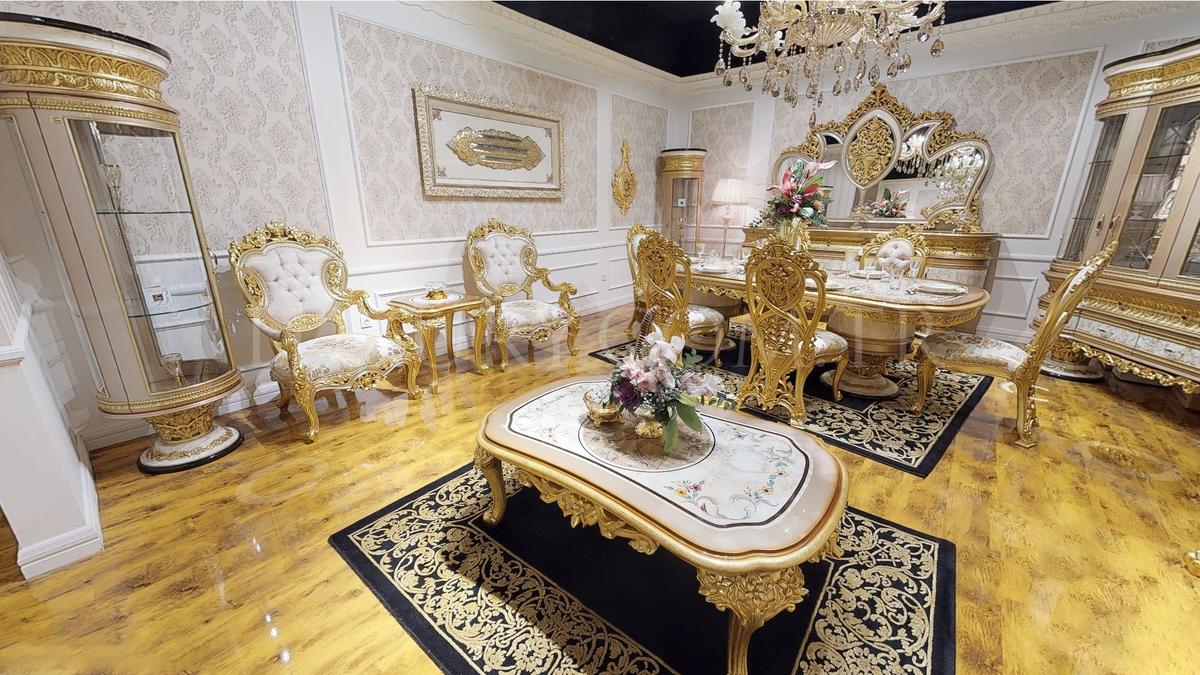 Sofena Klasik Yemek Odası