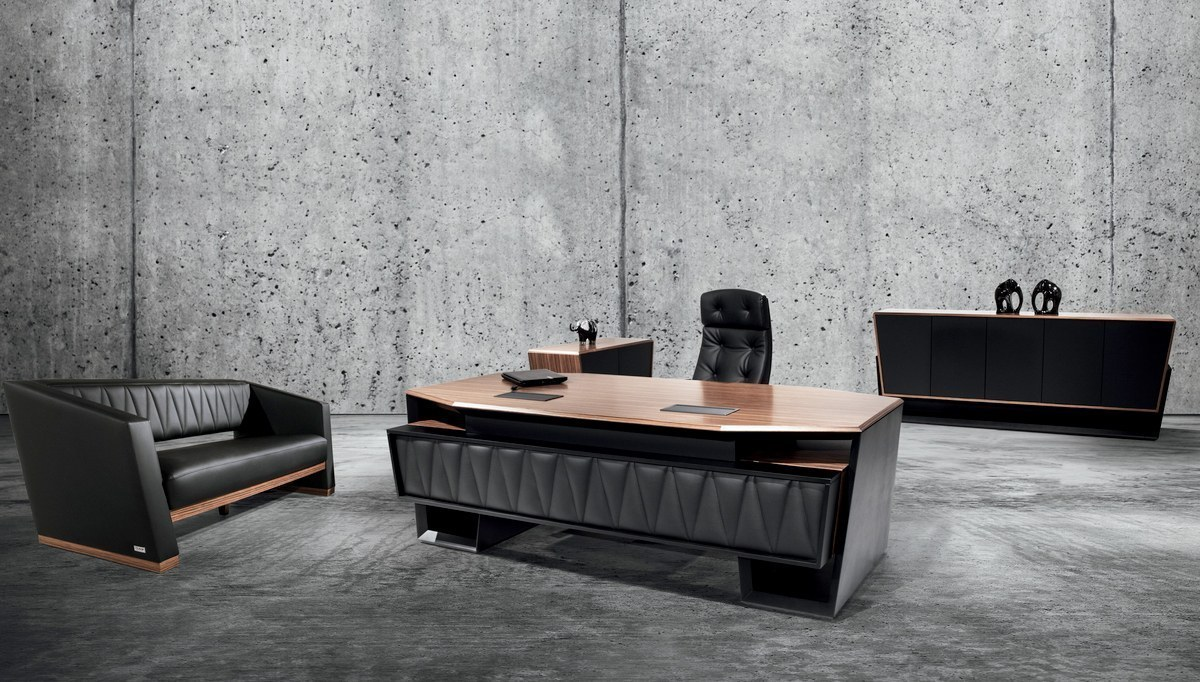 Solitex CEO Desk Office