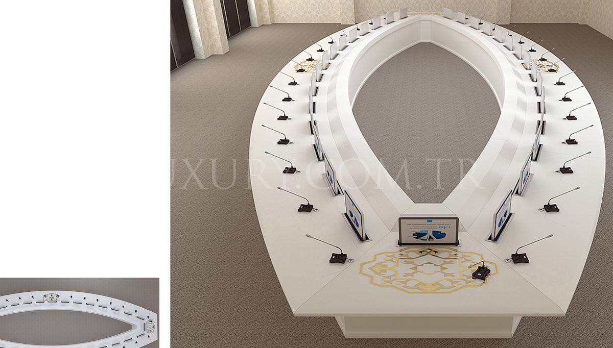 Sonespo Toplantı Masası