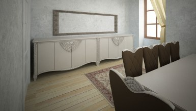 Sorbus Salon Dekorasyonu - Thumbnail