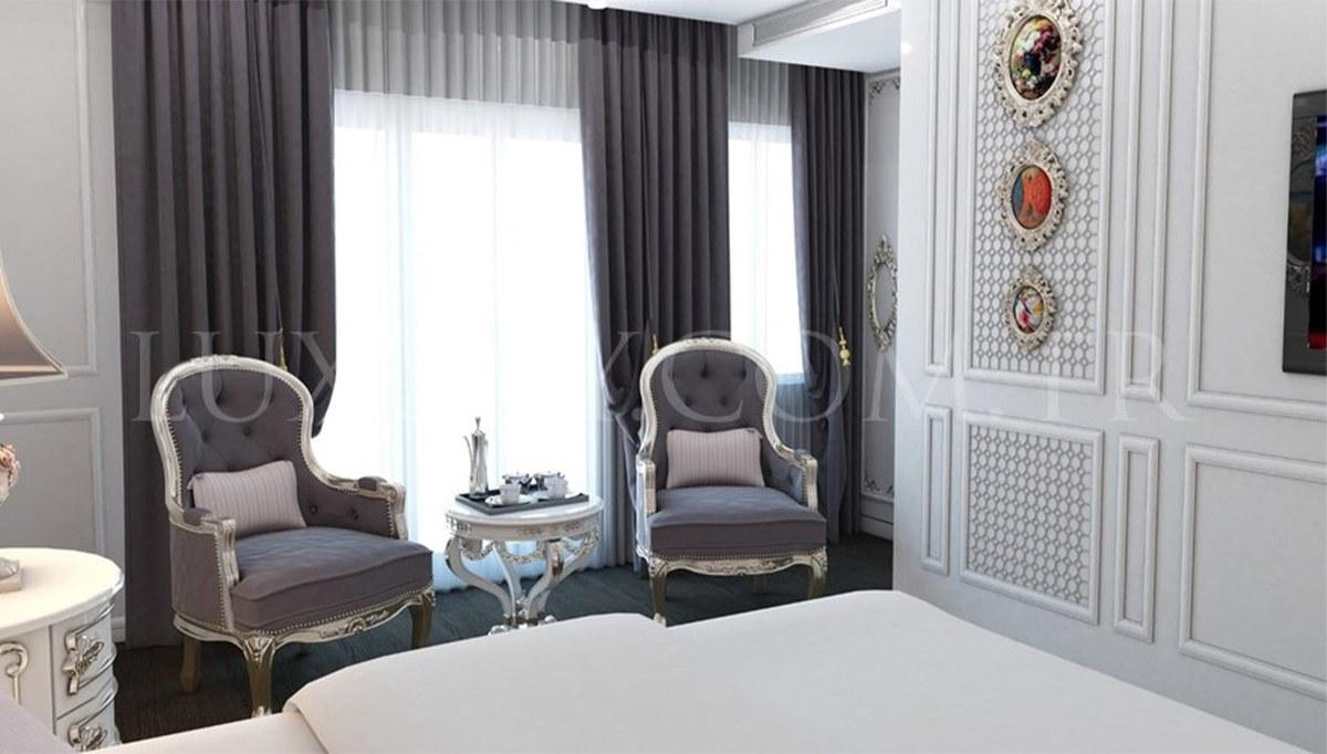 Suvan Otel Dekorasyonu