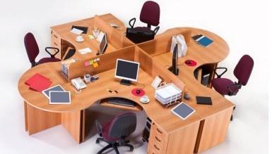 Taber Ofis Dekorasyonu