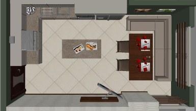 Taten Mutfak Dekorasyonu - Thumbnail