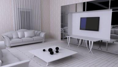 Tavab Salon Dekorasyonu - Thumbnail