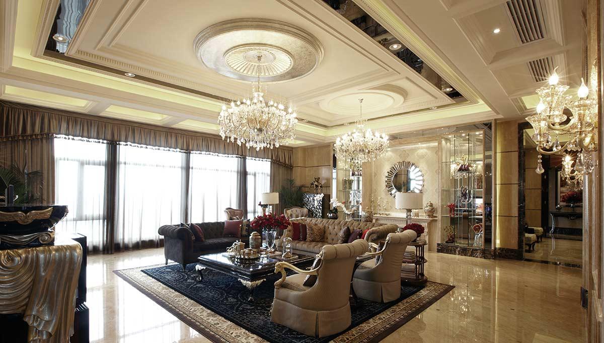 Terme Salon Dekorasyonu