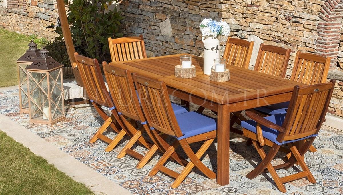 Torino Bahçe Yemek Masası