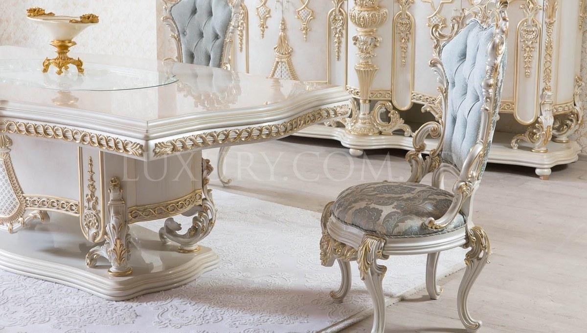 Torino Klasik Yemek Odası