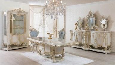 Torino Klasik Yemek Odası - Thumbnail