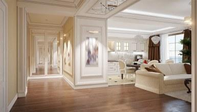 - Troya Salon Dekorasyonu