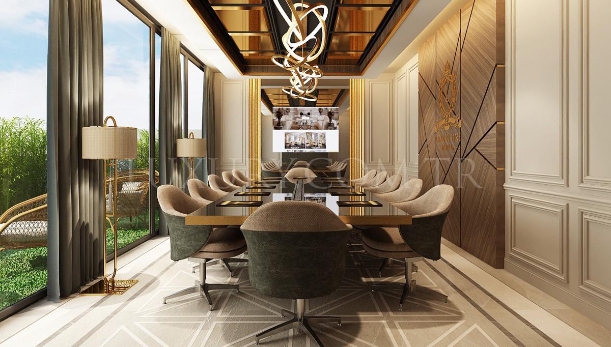 Valley Luxury Toplantı Odası