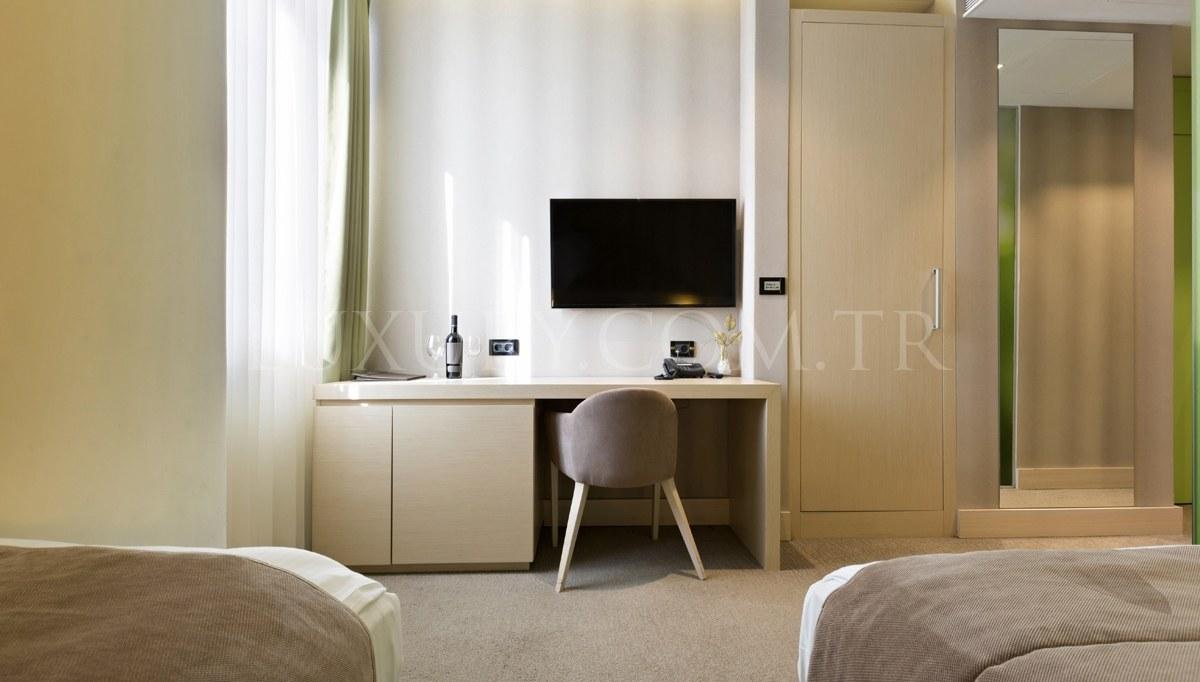 Vangal Otel Odası
