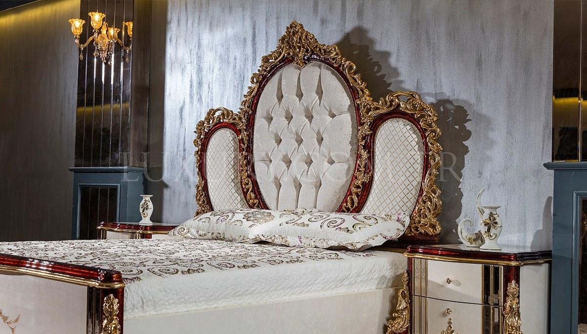 Vektora Lüks Yatak Odası