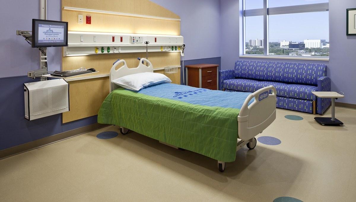 Vigam Hastane Odaları