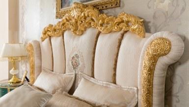 Villa Altın Varaklı Yatak Odası - Thumbnail