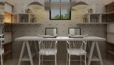 Vogasa Çalışma Odası Dekorasyonu - Thumbnail