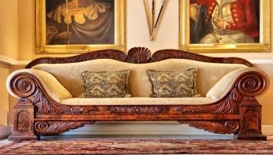 - Volga Salon Dekorasyonu