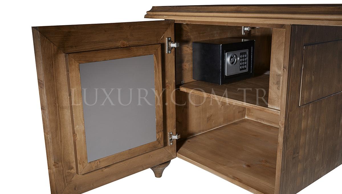 Wood Makam Odası