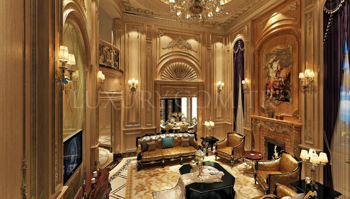 Yalta Salon Dekorasyonu