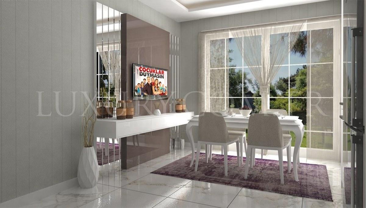 Yantev Salon Dekorasyonu