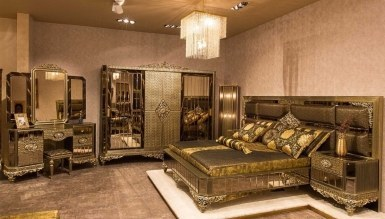 Yenova Klasik Yatak Odası