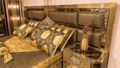 Yenova Klasik Yatak Odası - Thumbnail