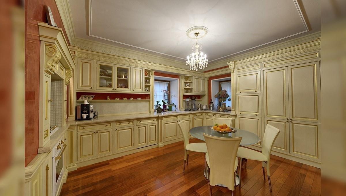 Yeşillant Rustik Mutfak