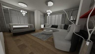 Zandera Salon Dekorasyonu - Thumbnail