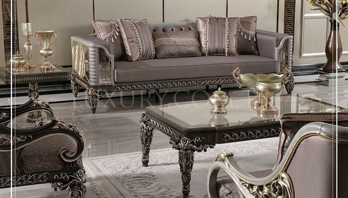 Zanka Luxury Koltuk Takımı