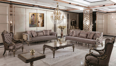 Zanka Luxury Koltuk Takımı - Thumbnail