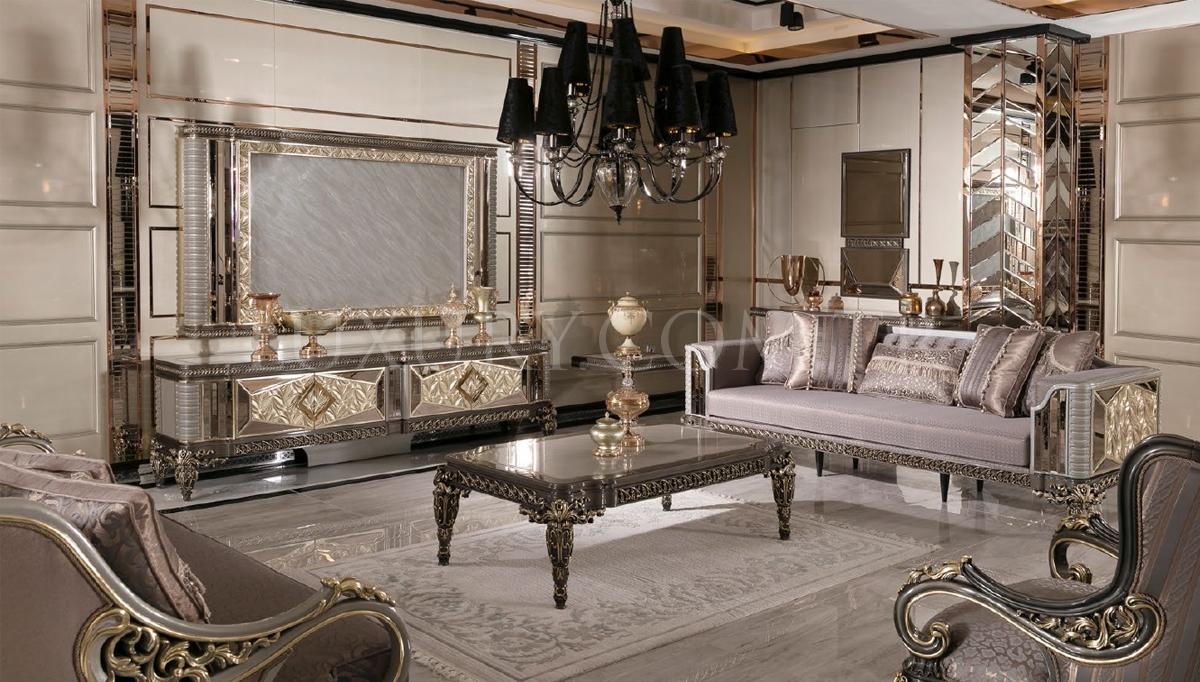 Zanka Luxury TV Ünitesi