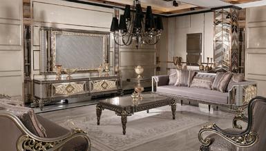 Zanka Luxury TV Ünitesi - Thumbnail