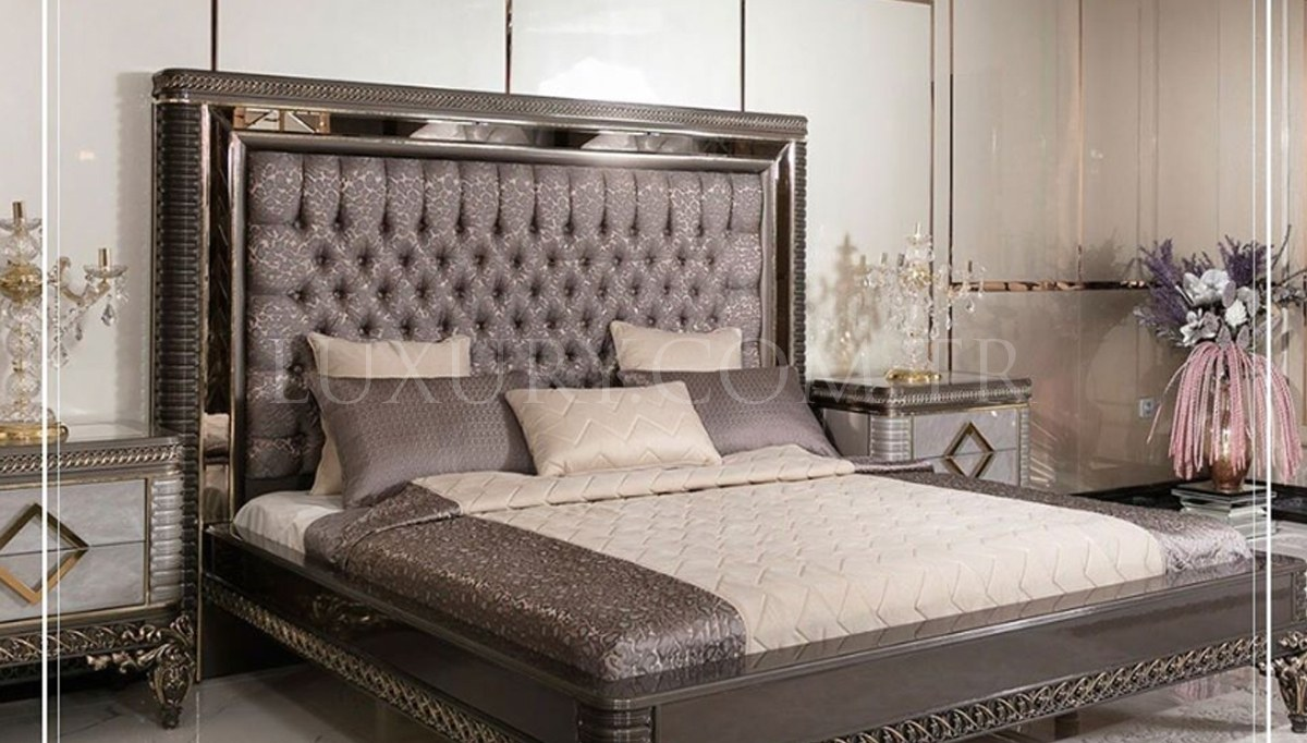 Zanka Luxury Yatak Odası