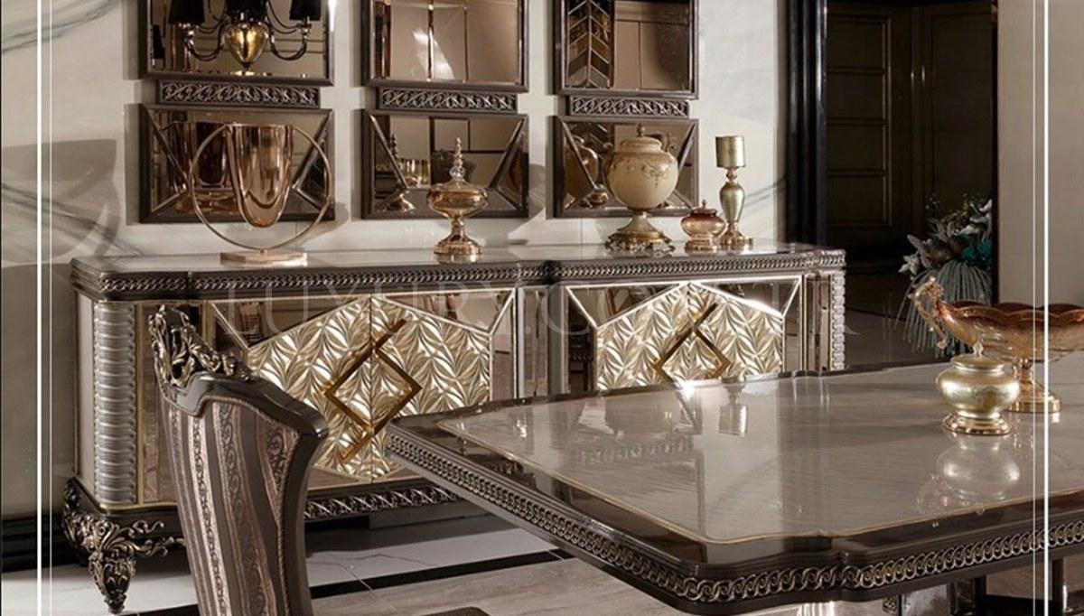 Zanka Luxury Yemek Odası