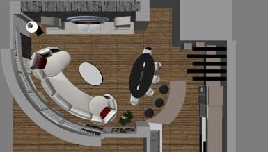 Zareb Salon Dekorasyonu - Thumbnail