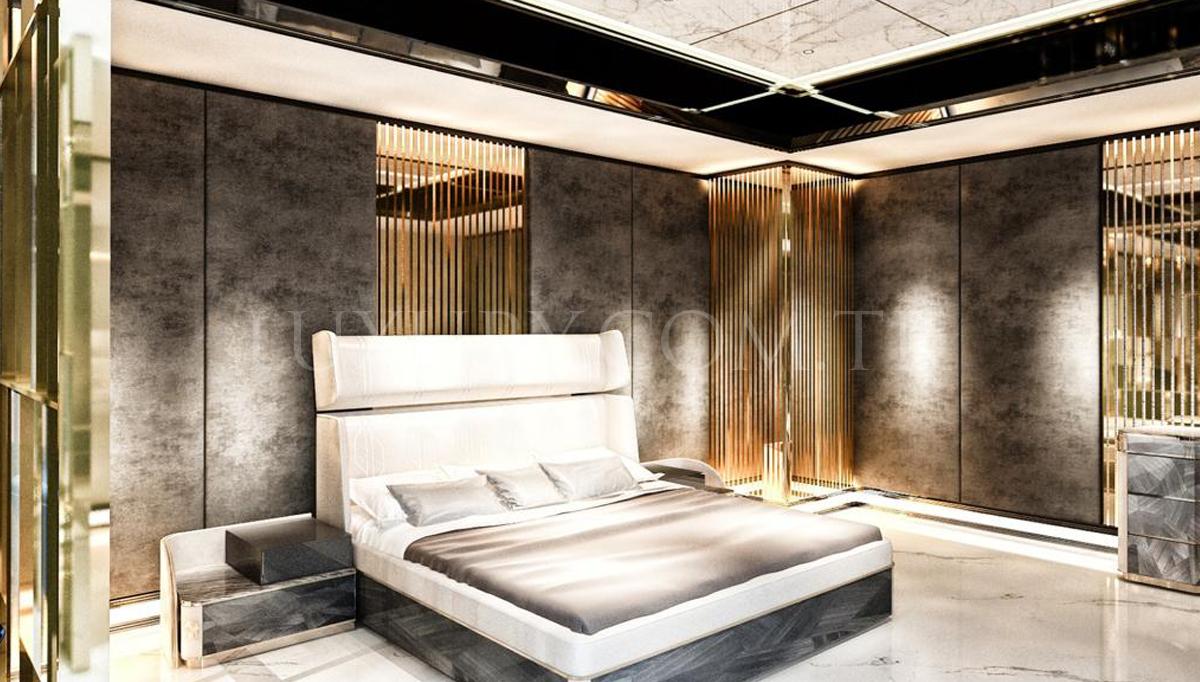 Zofra Luxury Bedroom