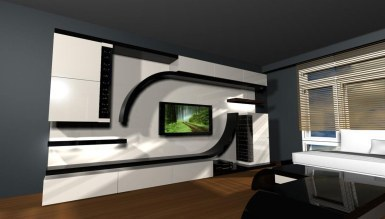 Zoray Salon Dekorasyonu - Thumbnail
