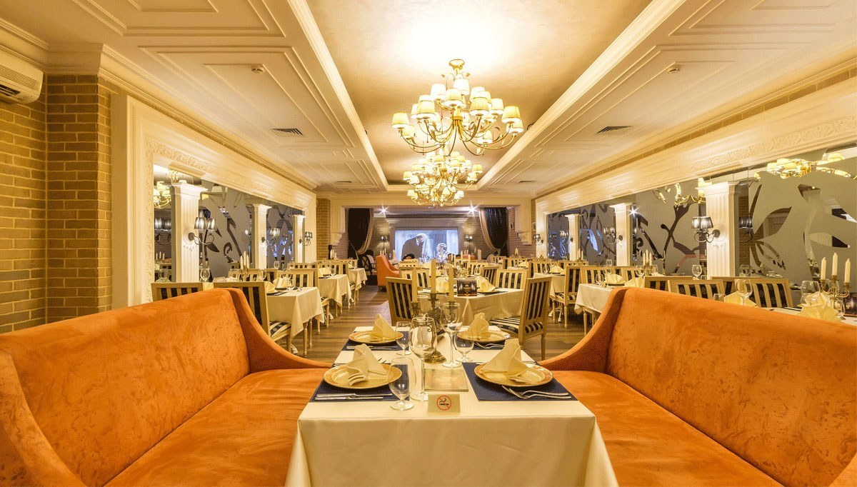 Zufar Cafe ve Restoran Mobilyası